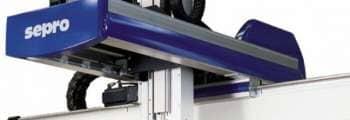 2008 – Manipularea cu ajutorul Sepro Robotique